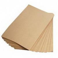 Порезка крафт бумаги по формату А4
