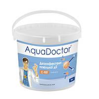 Дезинфектант на основе хлора длительного действия AquaDoctor C-90T 50 кг
