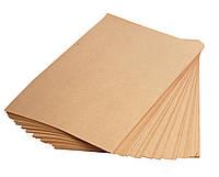 Порезка крафт бумаги по формату А3 (420х297мм), фото 1