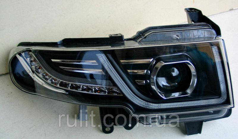 Toyota FJ Cruiser альтернативная тюнинг оптика фары тюнинг-оптика передние на TOYOTA Тойота FJ Cruiser