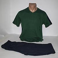 Мужской спортивный комплект футболка+штаны т.м. PIYERA 19
