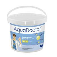 Средство 3 в 1 по уходу за водой AquaDoctor MC-T 50 кг.