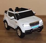 Детский электромобиль BMW S8088, 4 x 45W, 2 аккумулятора, белый