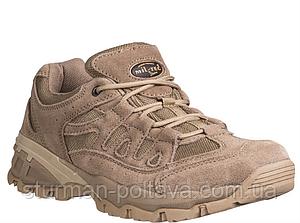 Кросівки чоловічі тактичні / армійські SQUAD SCHUHE 2,5 INCH COYOTE койот Mil-Tec Німеччина
