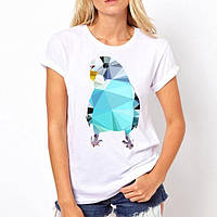 Позаботьтесь о своих клиентах – купите женские футболки оптом от качественного производителя в компании «Мир Опта»!