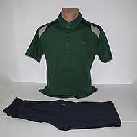 Мужской летний костюм футболка Поло + штаны т.м. PIYERA 23