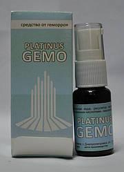 GEMO PLATINUS - Cредство от геморроя (Гемо Платинус)