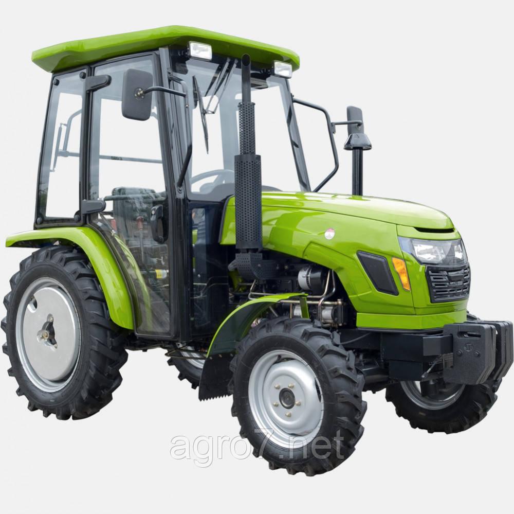 Трактор с доставкой DW 244DC (ГУР, 4×4., 24 л.с)