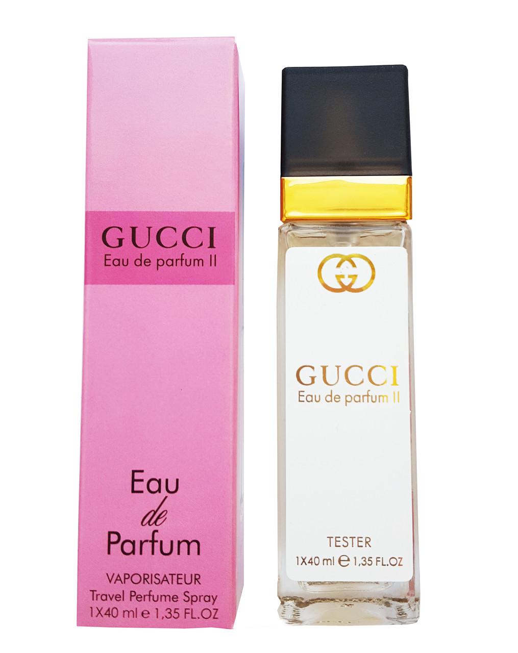 мини парфюм Gucci Eau De Parfum 2 гуччи о де парфюм 2 40 мл