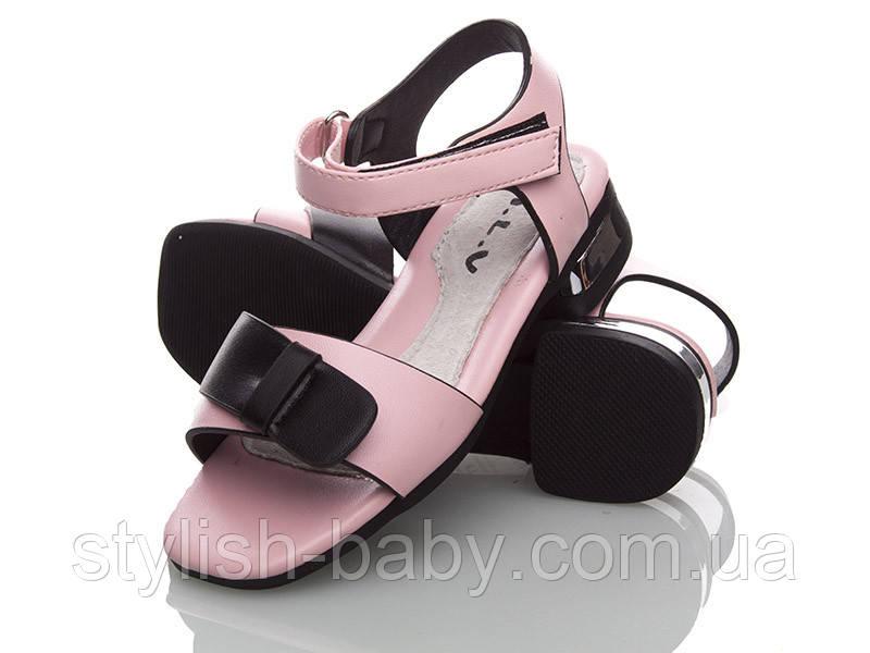 Детская летняя обувь. Детские босоножки бренда M.L.V. для девочек (рр. с 26 по 31)
