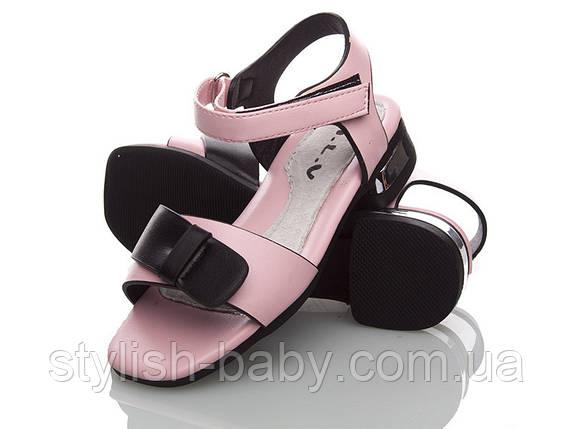 Детская летняя обувь. Детские босоножки бренда M.L.V. для девочек (рр. с 26 по 31), фото 2