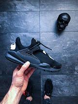 Мужские кроссовки OFF-WHITE x Nike Sock Dart All Black, фото 3