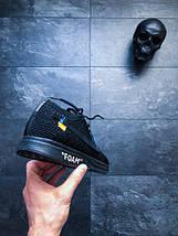 Мужские кроссовки Off-White x Nike Flyknit Racer, фото 2