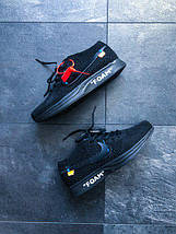 Мужские кроссовки Off-White x Nike Flyknit Racer, фото 3