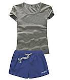 Шорти жіночі і футболка, комплект. Розміри 40-56.Мод. М-28.., фото 6