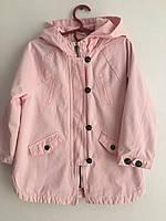 Детский котоновая куртка. Размеры от 2-х до 8-ми лет.