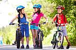Как подобрать велосипед ребенку?