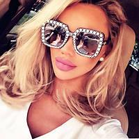 Солнцезащитные очки в стиле Gucci 2018