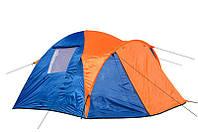 Туристическая палатка 3-х местная Coleman 1011, фото 1