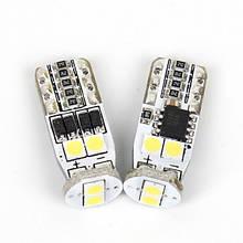 Светодиодные лампы CARLAMP W5W 3U6-T10W5W-W