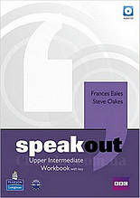 Speakout Upper-Intermediate Workbook with Key and Audio CD Pack