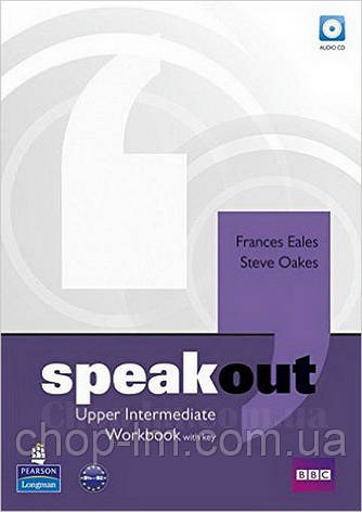 Speakout Upper-Intermediate Workbook with Key and Audio CD Pack, фото 2