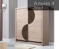Шкаф-купе Альма 4