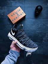 """Мужские кроссовки Nike KD 10 """"Fingerprint"""", фото 2"""
