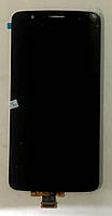 Модуль (дисплей+сенсор) для LG K10 PRO stulys  LS777/ LG K10 Pro Stylus 3 M400DK чорний