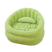 Надувные кресла Intex 68563 зеленое, фото 1