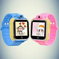 Детские умные часы GPS- Q200