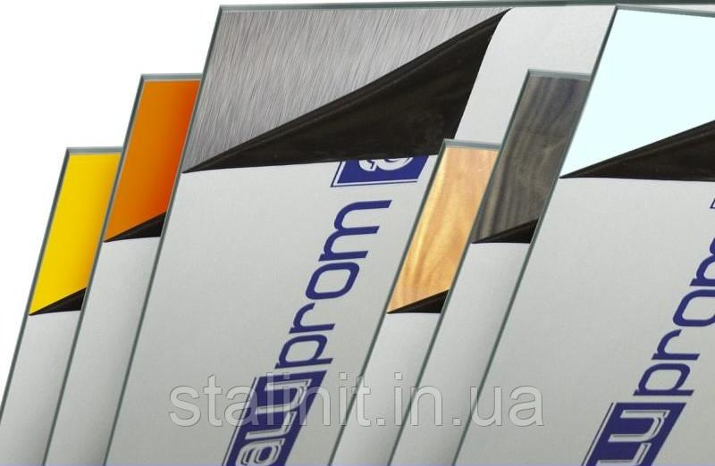 Алюминиевые композитные панели ALUPROM 3 мм