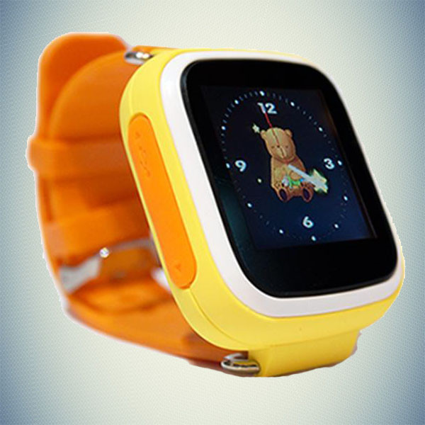 Детские Смарт часы с GPS Q80