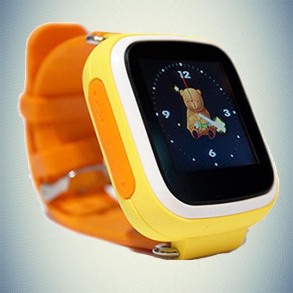 Детские умные часы с GPS Q80
