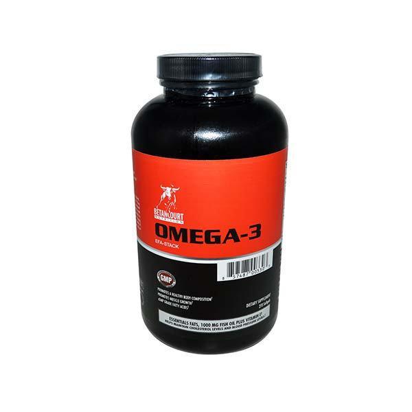 Рыбий жир Betancourt Nutrition Omega 3 270 caps