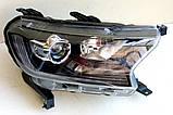 Передние Ford Ranger T7 альтернативная тюнинг оптика фары тюнинг-оптика передние на для FORD Форд Ranger T7, фото 3