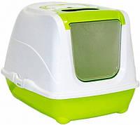 C230329 Moderna Flip Cat Закрытый туалет, желтый