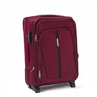 Валіза сумка Suitcase 2 колеса набір 3 штуки червоний