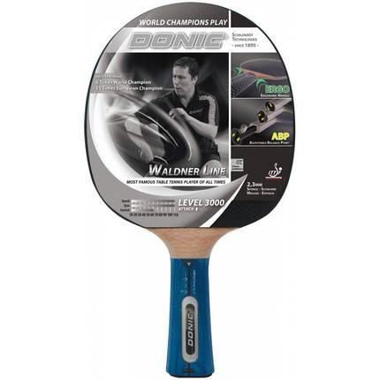 Ракетка для настольного тенниса Donic Waldner 3000, фото 2