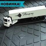 Резиновые коврики для грузовых авто