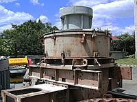 Дробилка центробежная ДЦ-1,0