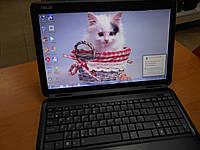 """Ноутбук ASUS P50IJ 15,6"""" INTEL 2,3 GHz ОЗУ 3 Gb"""