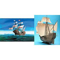 Корабль Сан Габриэль + сертификат на 50 грн в подарок (код 177-45281)