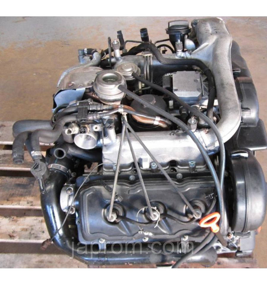 Мотор (Двигатель) Audi A6 A4 2.5 tdi V6 BFC 2003r