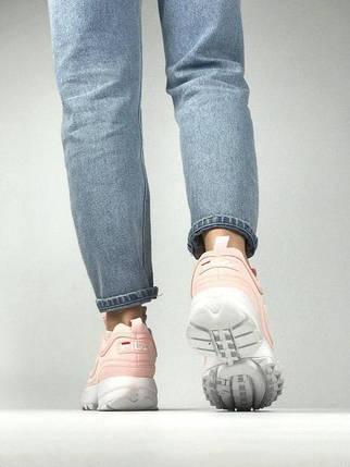Кроссовки женские Fila Disruptor 2, фото 2