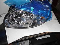 Фара передняя Ланос с електро-коректором левая (OE)