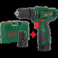 Шуруповерт аккумуляторний DWT ABS 12 СLI-2 BMC