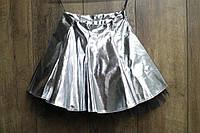 Юбка с фатином для девочек. 122- 146 рост