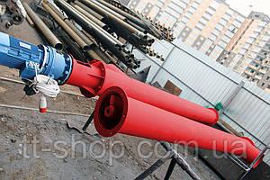 Шнековый питатель для цемента ø 159 мм, 3 м.