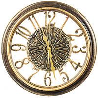 Интерьерные настенные часы (35 см.), фото 1